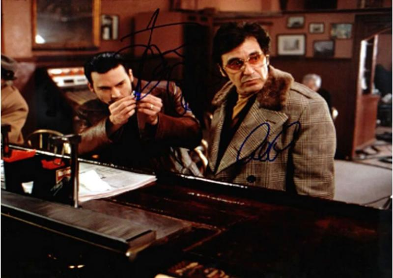 AL PACINO, JOHNNY DEPP - Donnie Brasco