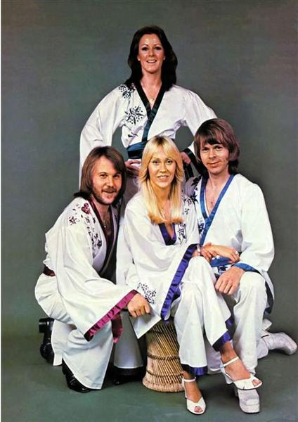 ABBA UNSIGNED